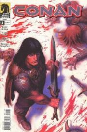 Conan Comics (2003 Series)